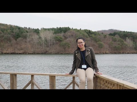 Adventure on Nami Island | Chuncheon South Korea
