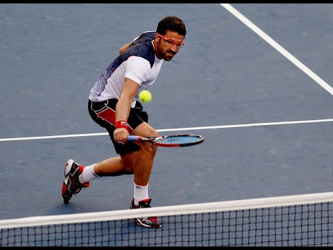 Tipsarevic Ferrer Thrilling Rally (2013)