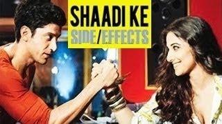 Shaadi Ke Side Effects Theatrical Trailer ft. Farhan Akhtar & Vidya Balan