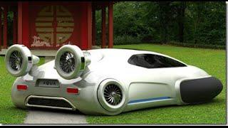 Teknologi Masa Depan Kereta Tercanggih Didunia