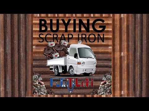 FugiTECH - Buying Scrap Iron [2018] [Crash Riddim] [Official Audio]