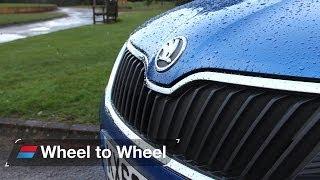 Mazda3 vs Peugeot 308 vs Skoda Rapid Spaceback video 3 of 4