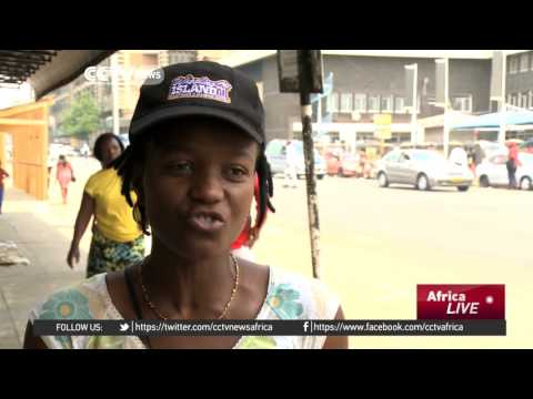 Harare authorities struggle to control street hawkers