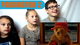 PADDINGTON 2 Official Trailer Reaction!!!