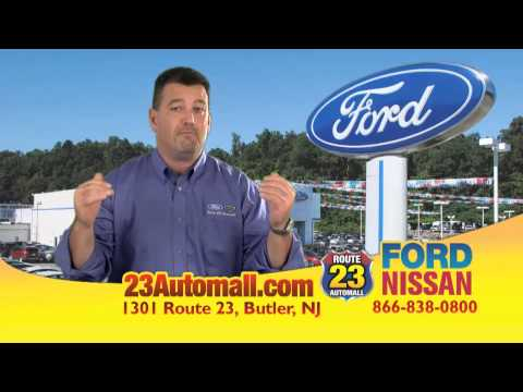 Route 23 Automall Butler N J Cash For Your Clunker Event Youtube
