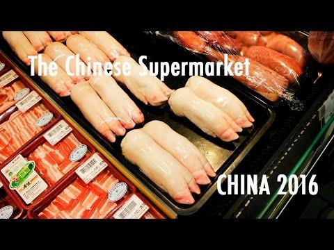 TRAVEL VLOG CHINA: Bus to the Chinese Supermarket // 中国旅行;去中国的超市