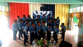 Majlis Persaraan Guru Besar SK Chinchin, En Omar b.Ismail~14.3.2018