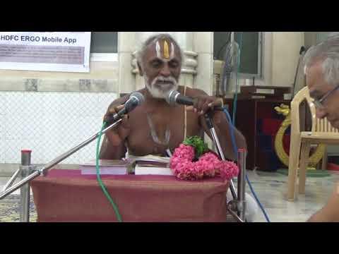 Part (1) Upanyasam  by Sri Vaduvur Veeraraghavachariar முத்து  குவியல்  - வேதங்களில் ,ப்ரபந்தங்களில்