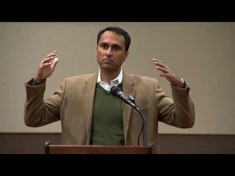 Writers Read with Eboo Patel - College of DuPage