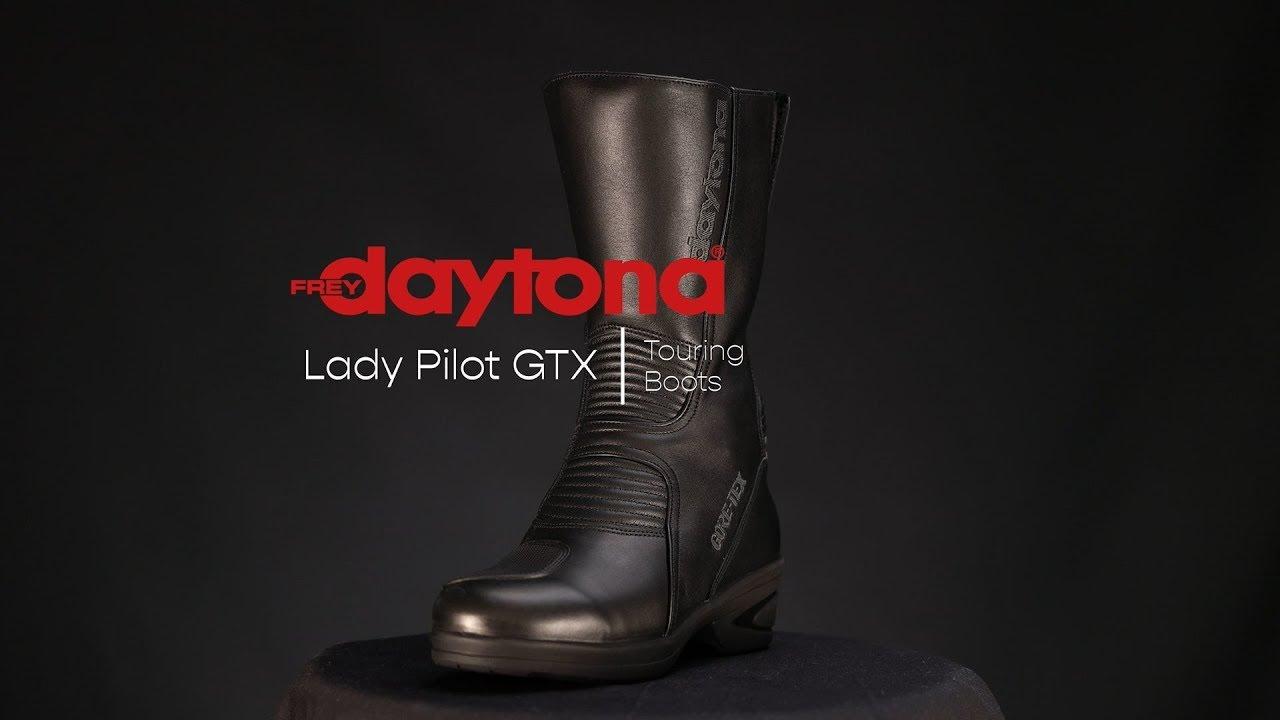 MOTORRADSTIEFEL GR. 38, Daytona Lady Star GTX, Gore Tex