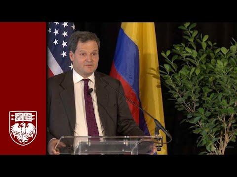 The Pearson Institute Lecture Series: Colombian High Commissioner for Peace Sergio Jaramillo Caro
