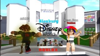 Bloxburg Disney World - Roblox