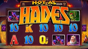 Hot As Hades Online Slot from Microgaming 🔥