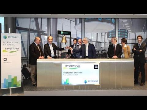 Introduction en bourse d'Inventiva sur Euronext