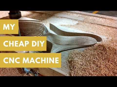 DIY CNC Woodworking Machine How To Make An Ultra Precise CNC Router+My Story FULL Plans Videos eBook