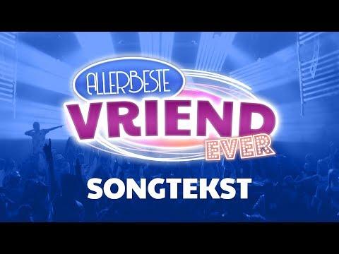 Allerbeste Vriend ever (Kinderboekenweek 2018 songtekst video)