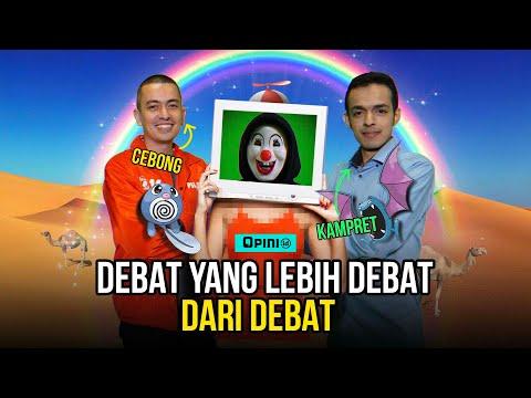Cebong & Kampret Debat Soal Puting Sapi | MR. NGEHEK