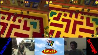 Win98 LAN Party: Pac-Man Adventures in Time