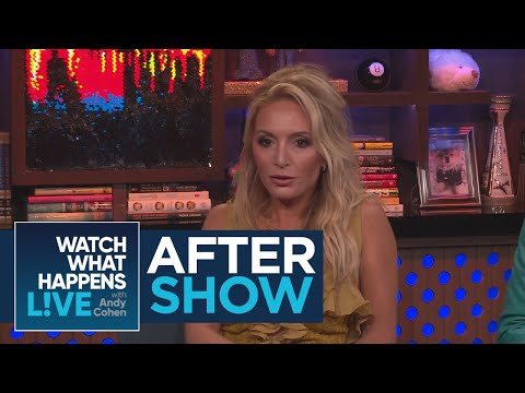After Show: Kate Chastain And Nico Scholly Talk Yacht Hookups | Below Deck | WWHL