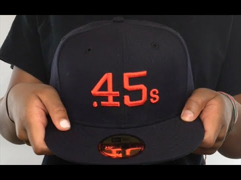 Colt .45s  1962-64 COOPERSTOWN  Fitted Hat by New Era - YouTube 93bbdd46a1c