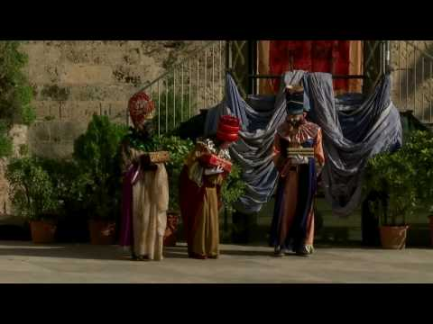 Adoració dels tres Reis d'Orient