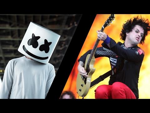Marshmello Vs Green Day - Alone Basket Case (Djs From Mars Bootleg)