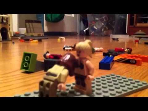 Smosh Assassins Creed 3 Lego