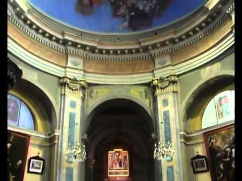 "Sanctuary ""Madonna Dei Laghi"" in Avigliana (Turin-Italy). Music by Kurt Carr - God Is A Healer"