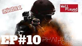 Phantom Forces (Roblox) Ep10 w/ Air Val