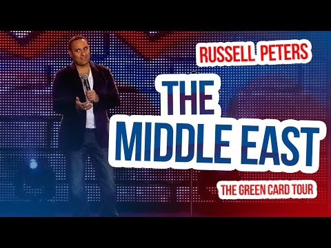 """The Middle East"" 