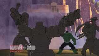Hulk and the Agents of S.M.A.S.H. — Season 2 Ep.16 / Халк и агенты СМЭШ — Сезон 2 Серия 16 [HD]