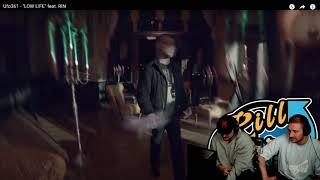 """Jacke wie Adventskalender 🎅 Ufo361 - """"LOW LIFE"""" feat. RIN Reaction"""