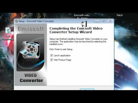 Emicsoft video converter for mac converter