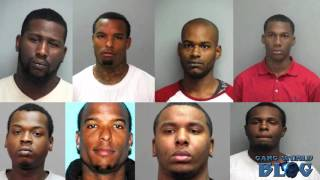 Police go after Triple M Murder Team Gang in Alexandria, Louisiana