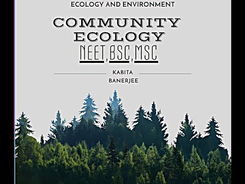 Community Ecology Part 1 in Hindi