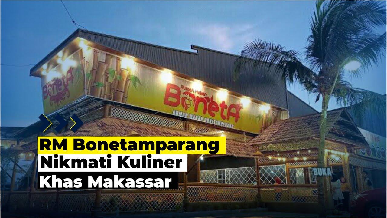 RM Bonetamparang Nuansa Ala Khas Makassar