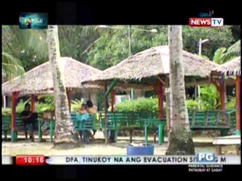 Cebu beach (april-2-2013) Poptalk