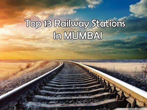 Top 13 Railway Stations In Mumbai