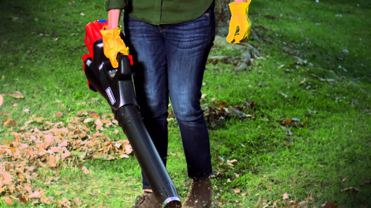 snapper 60volt lithium ion cordless leaf blower