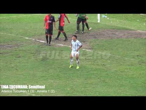 LIGA TUCUMANA: Por penales, Atlético Tucumán se quedó con la semi frente a Amalia y está en la final