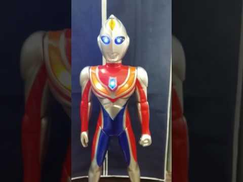 Kenjuntoys Malaysia Ultraman Tiga