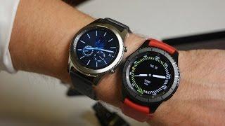 تعرّف على Samsung Gear S3