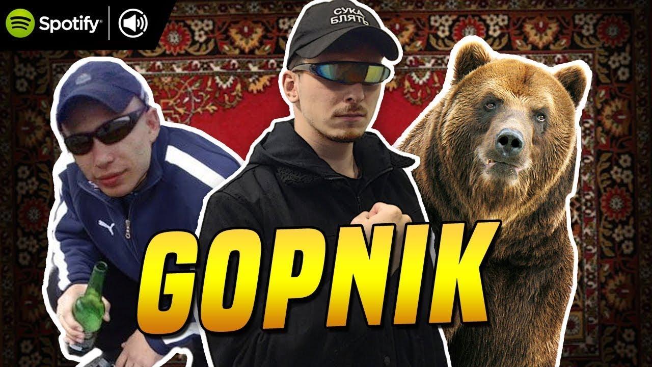 Download DJ BLYATMAN - GOPNIK (Official Audio)