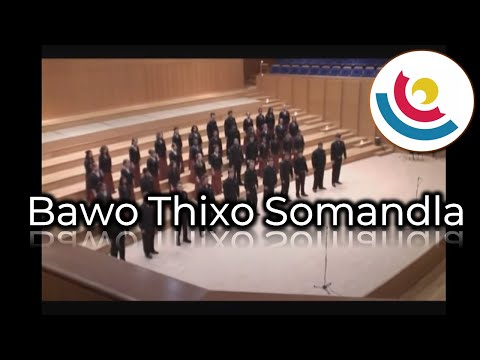 Cape Town Youth Choir (formerly Pro Cantu) - Bawo Thixo Somandla