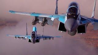 Первая воздушная съемка новейших истребителей МиГ-35: эксклюзивные кадры