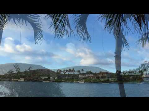 Tranquil Hawaii Kai Marina everydaytaichi lucy chun Honolulu, Hawaii
