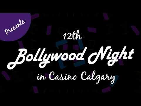 12th Bollywood Night in Casino Calgary