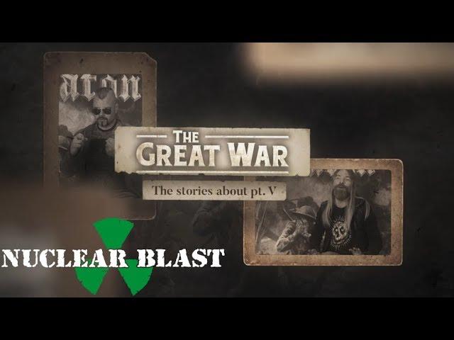 SABATON — The Great War — Album Stories Pt. 5