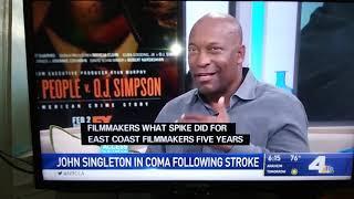 NBC w/Ted Chen on John Singleton