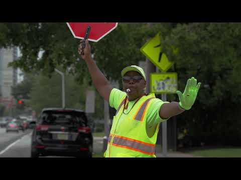 8 Steps of the Crossing Guard Procedure